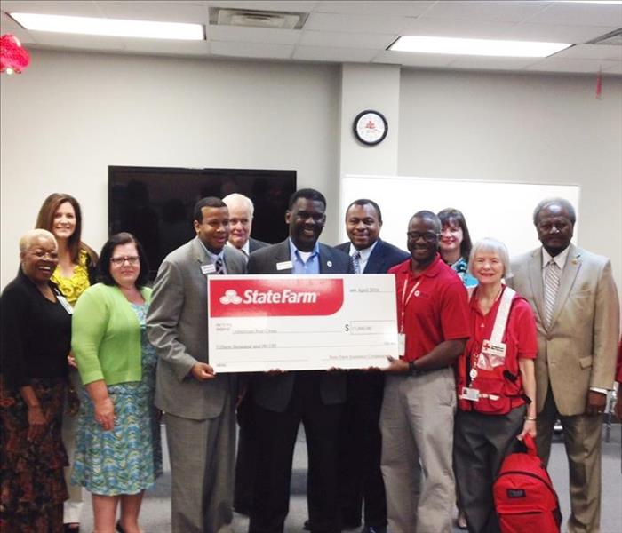 The American Red Cross and State Farm Day