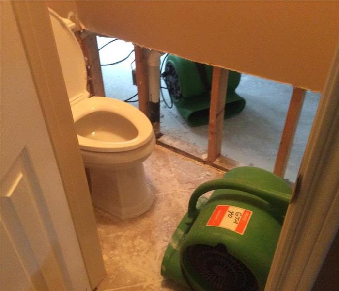 SERVPRO's Water Restoration After the Houston Storm