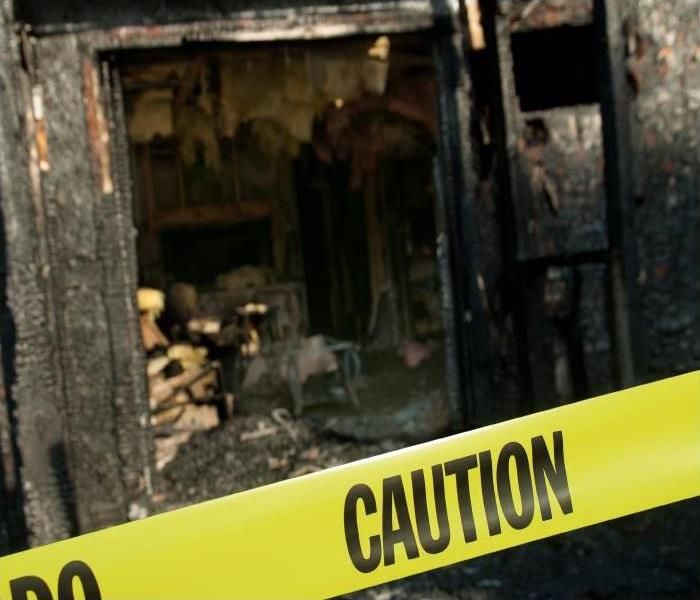 Fire Damage How To Do It Right During Fire Damage Restoration In Montgomery