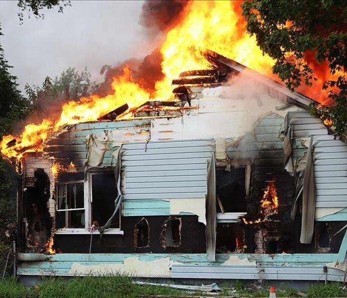 Fire Damage Homeowners Insurance and Fire Damage