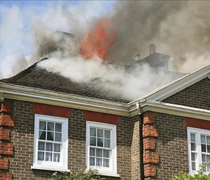 Fire Damage Deodorizing: The Crowning Touch To Remediate Fire Damage Within Your Garden District Home