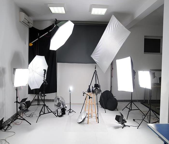 Commercial Commercial Water Damage And How It Can Affect A Photography Studio In Montgomery