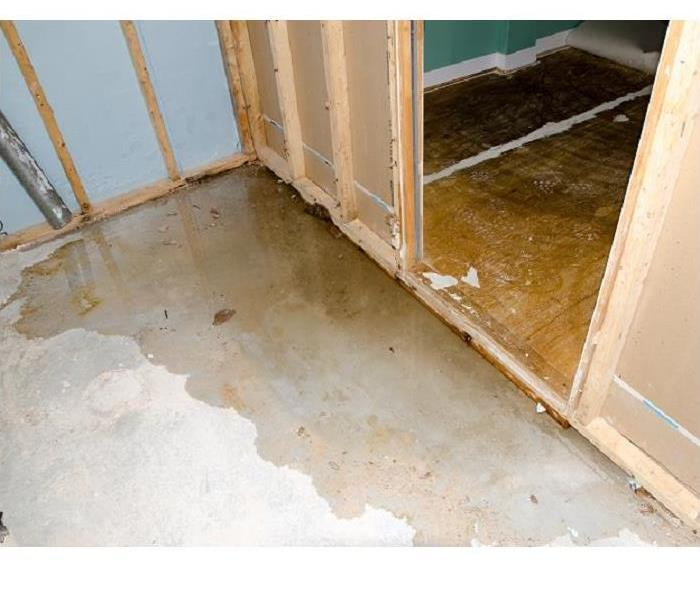 Water Damage What is the Best Way to Remove Water From Your Ridgefield Home?