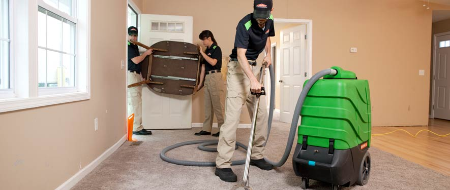 Montgomery, AL residential restoration cleaning